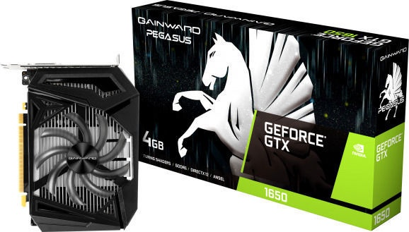Gainward GeForce GTX 1650 Pegasus OC 4GB GDDR5 PCIE 471056224-1839