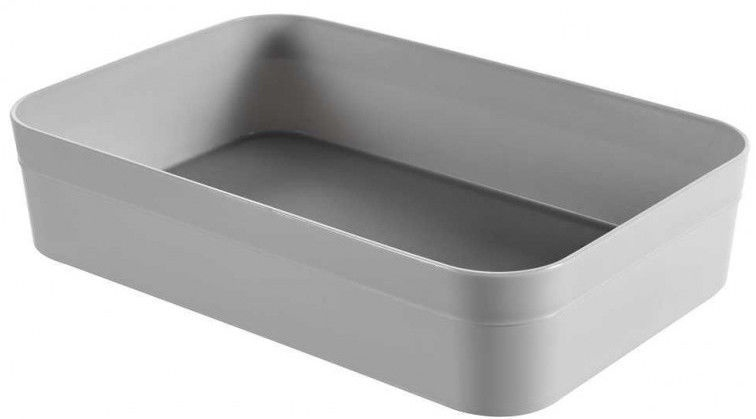 Curver Box Divider Square Infinity XL Gray