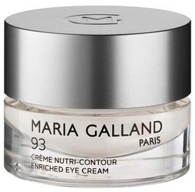 Maria Galland 93 Enriched Eye Cream 15ml