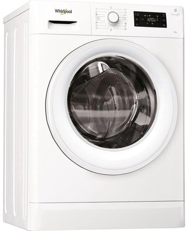 Skalbimo mašina Whirlpool FWSG61253W