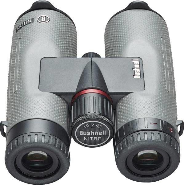 Bushnell Nitro Binoculars 10x42mm Gunmetal Grey