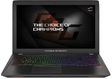 Nešiojamas kompiuteris Asus ROG Strix GL553VD Full HD GTX Kaby Lake i5