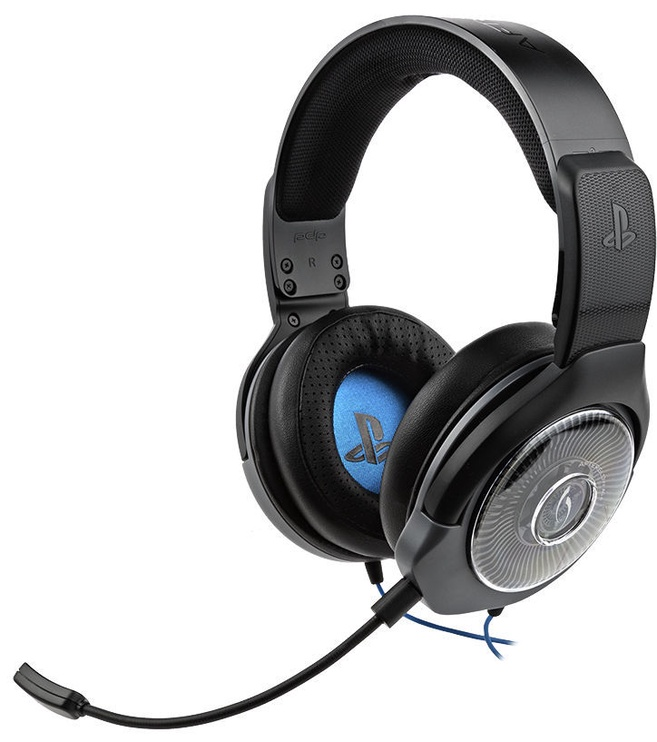 Наушники Pdp Afterglow AG 6 Stereo Gaming Headset Black