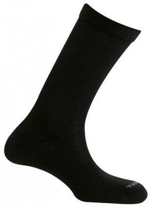 Носки Mund Socks City Winter Black, XL, 1 шт.