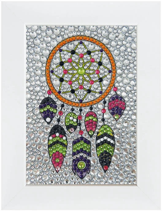 Dekoravimo rinkinys Buki France Be Teens Glitters Dreamcatcher DP006