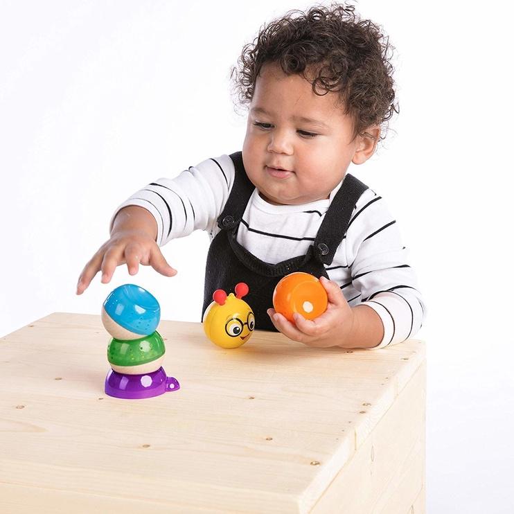 Hape Balancing Cal Stacking Toy 800804