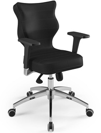 Entelo Perto Poler Office Chair VE01 Black