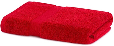 Dvielis DecoKing Marina 15234, sarkana, 140 cm x 70 cm
