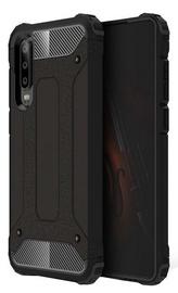 Hurtel Hybrid Armor Back Case For Huawei P30 Black