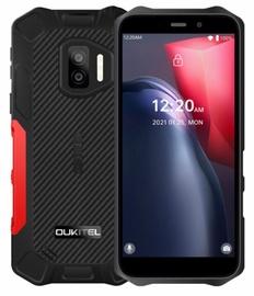 Мобильный телефон OukiTel, черный/красный, 4GB/32GB