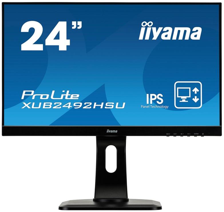 Monitorius Iiyama ProLite XUB2492HSU-B1