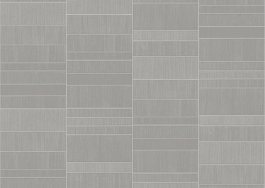 Вагонка Vilo PVC Decoration Board Silver Decor Tiles 0.25x2.65m Grey