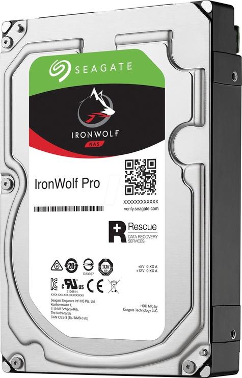 Seagate IronWolf Pro 6TB 7200RPM 256MB SATAIII ST6000NE000
