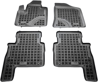 REZAW-PLAST Hyundai Santa Fe II 2007-2012 Rubber Floor Mats
