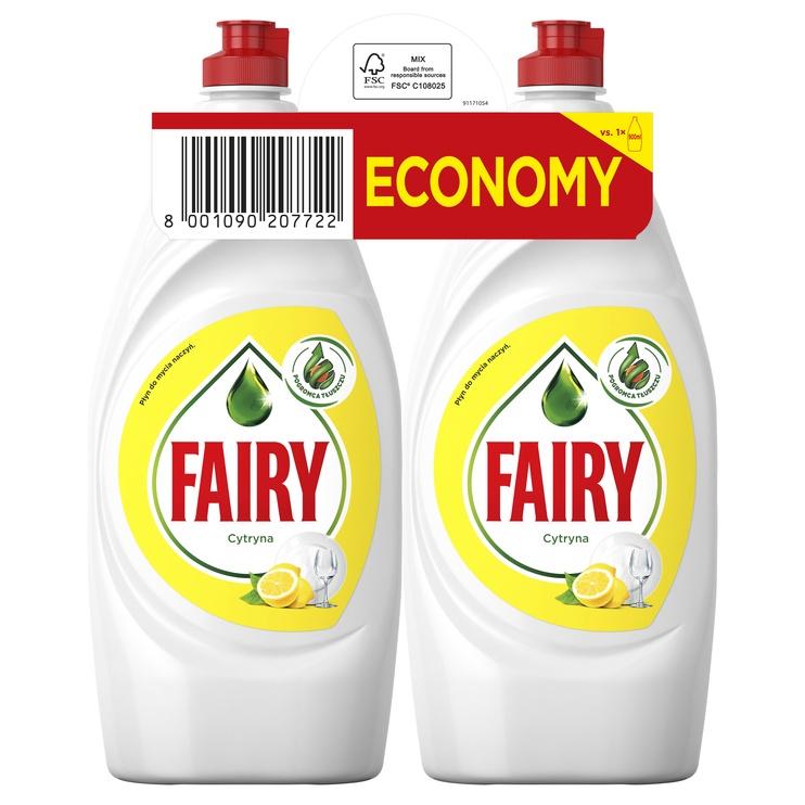Средство для мытья посуды Fairy, 1.8 л