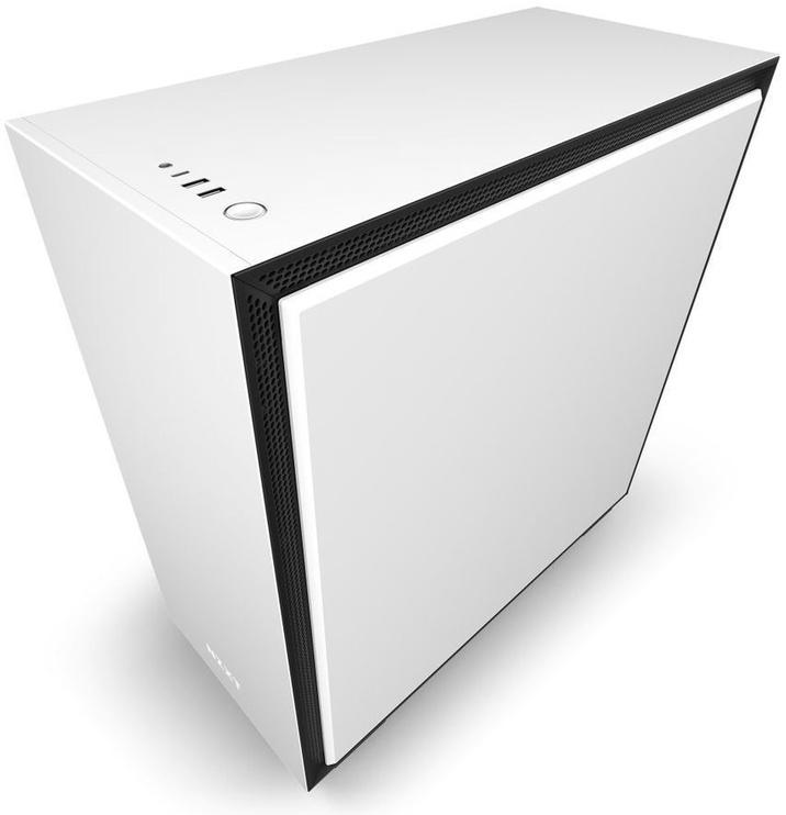 NZXT H710 E-ATX Mid-Tower White/Black