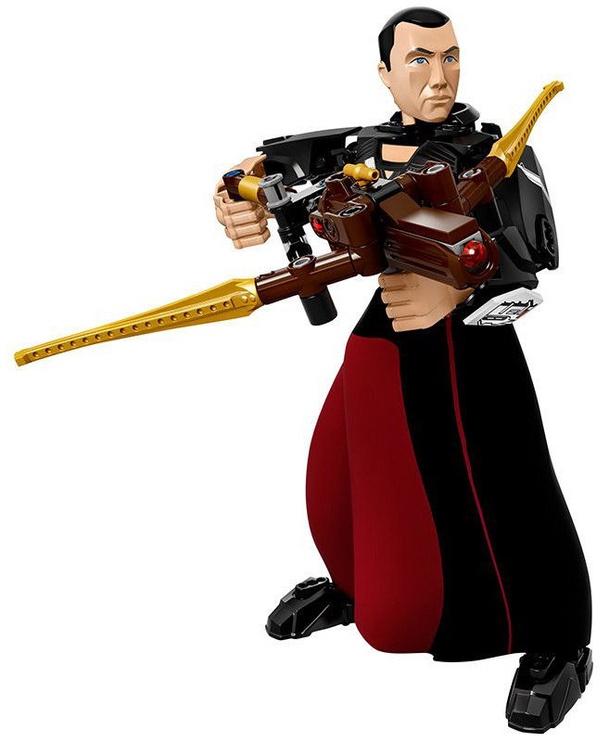 Конструктор LEGO Star Wars Chirrut Imwe 75524 75524, 87 шт.