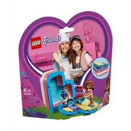 Konstruktorius LEGO Friends Olivia's Summer Heart Box 41387