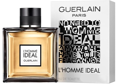 Tualetinis vanduo Guerlain L´Homme Ideal 50ml EDT