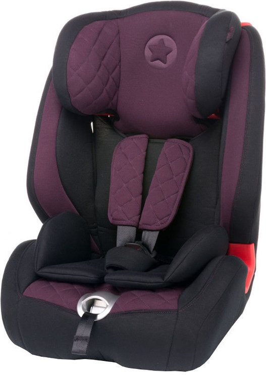 4Baby Star-Fix Isofix 2018 Purple