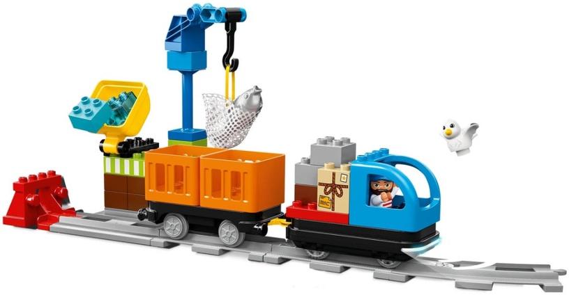 Конструктор LEGO Duplo Грузовой поезд 10875, 105 шт.