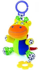 Игрушка для коляски Gerardos Toys Ginny Baby Giraffe, многоцветный