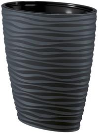 Вазон Form Plastic 3116-014, антрацитовый
