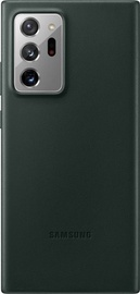 Samsung Leather Back Case For Samsung Galaxy Note 20 Ultra Green