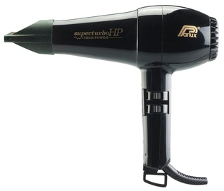 Parlux Superturbo HP Hair Dryer Black