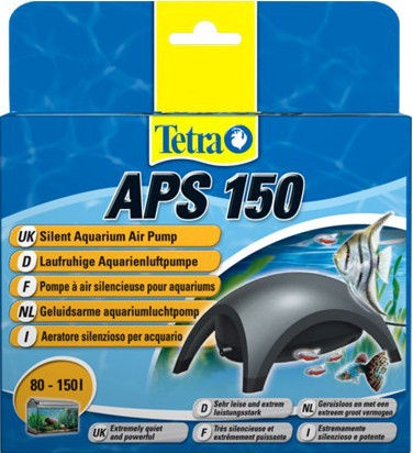 Tetra Aquarium Air Pump APS 150
