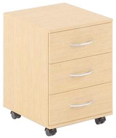 Skyland Simple SC-3M Office Cabinet Legno Light