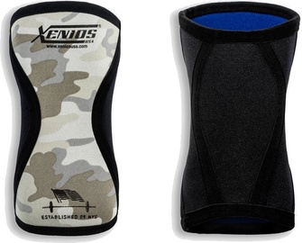 Xenios Ergo Compression Knee Guard 5mm Urban Camo L