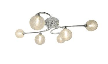 Lubinis šviestuvas Easylink CL16022-6, 6X28W, G9