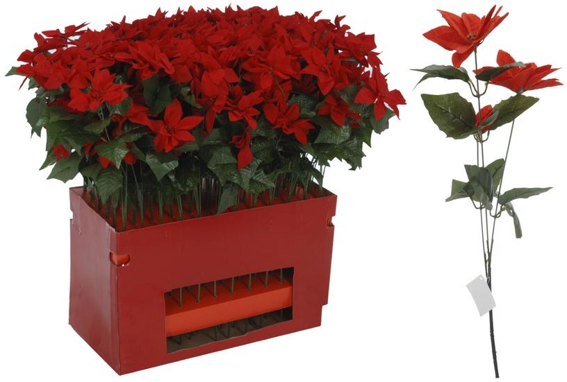 Koopman Artificial Flower Red 660mm