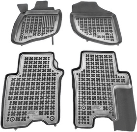 REZAW-PLAST Honda City IV Rubber Floor Mats
