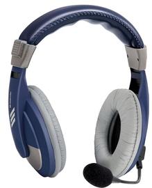 Ausinės Defender Gryphon 750 Blue