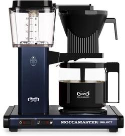 Капсульная кофемашина Moccamaster KBG 741, синий