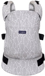 Zaffiro Care Carrier Grey Leaves