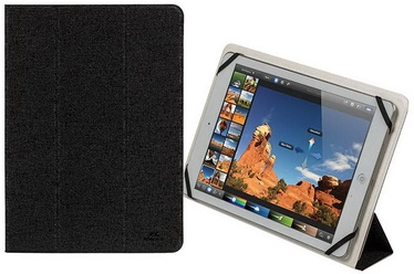 Rivacase Malpensa Double Sided Tablet Cover 7-8'' Black/White