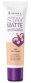 Rimmel London Stay Matte Liquid Mousse Foundation 30ml 200