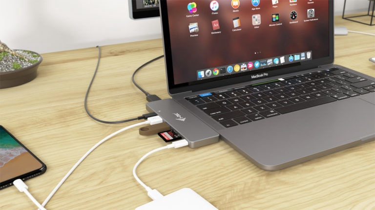 i-Tec USB-C Docking Station For Apple MacBook Pro + Power Delivery