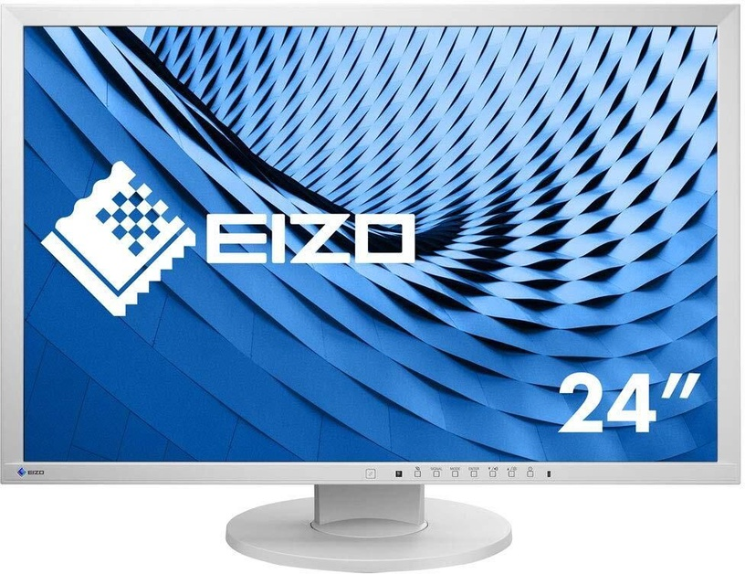 "Monitorius Eizo FlexScan EV2430 Gray, 24.1"", 14 ms"