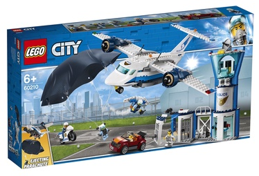 Konstruktorius LEGO City Sky Police Air Base 60210