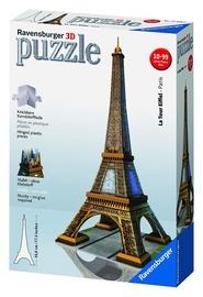 Dėlionė Ravensburger 3D Puzzle Eiffel Tower Paris 125562
