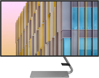 "Monitorius Lenovo Q27h-10, 27"", 4 ms"