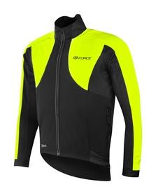 Force X100 Jacket Unisex Black/Yellow XL