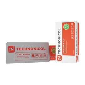 Ekstruzinis polistirenas Technonicol Carbon Eco, 20 x 600 x 1250 mm