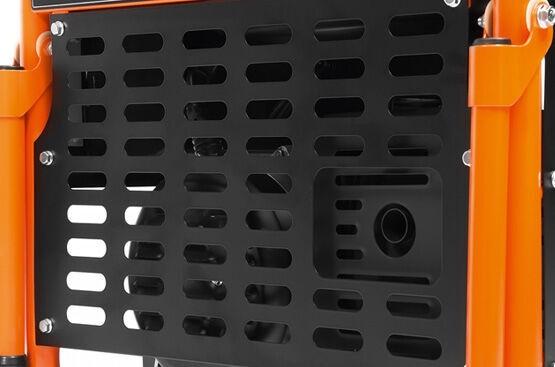 Генератор Daewoo GDA 7500DPE-3, 6000 Вт