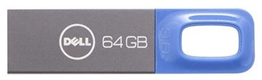 USB atmintinė Dell A8796815 Blue, USB 3.0, 64 GB