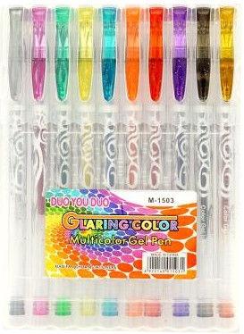 Avatar Gel Pen Set 10 Colour